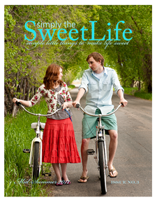 Simply the sweet life magazine mid-summer issue 3 travel, food, cooking,recipes copy