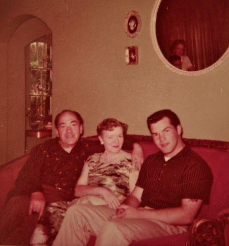 Dad grandma grandpa
